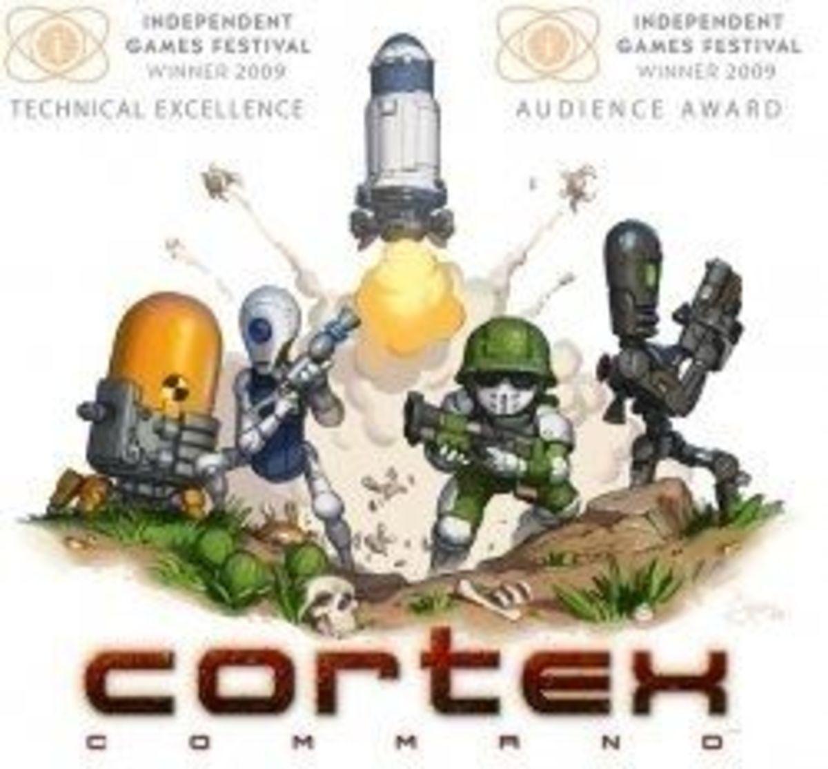 Cortex Command game