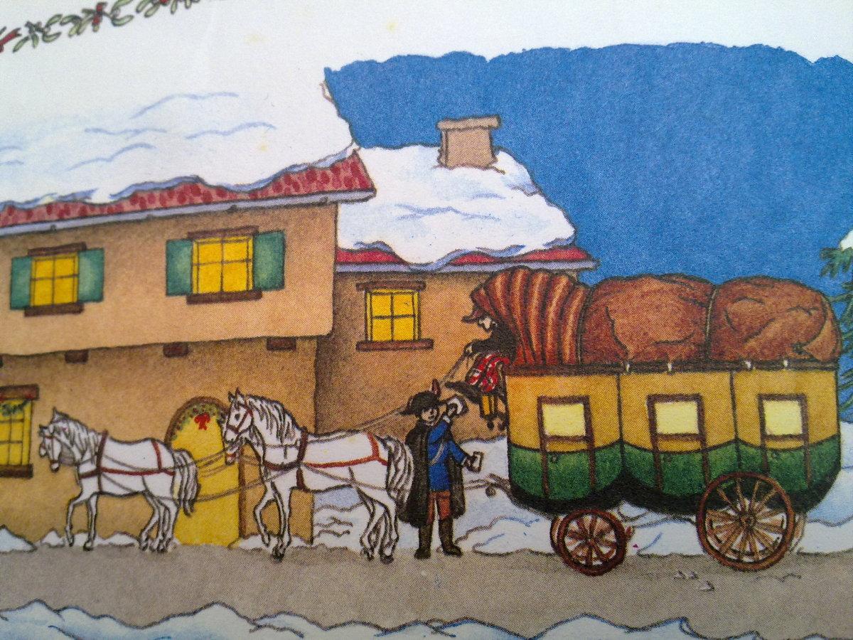 Russian Kids Stories- The Twelve Passengers