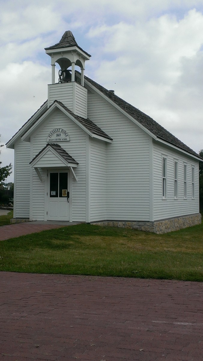 My Ideal School - The One Room School House I Dream Of