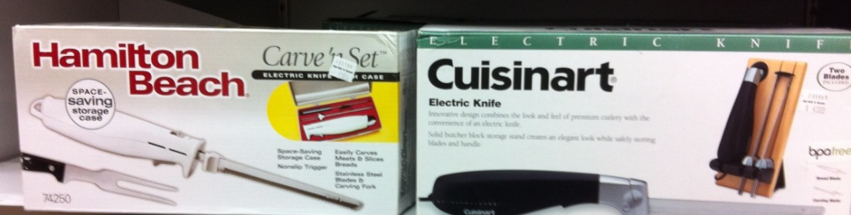 Who Invented the Electric Carving Knife and How Do you Choose the Right One for You?