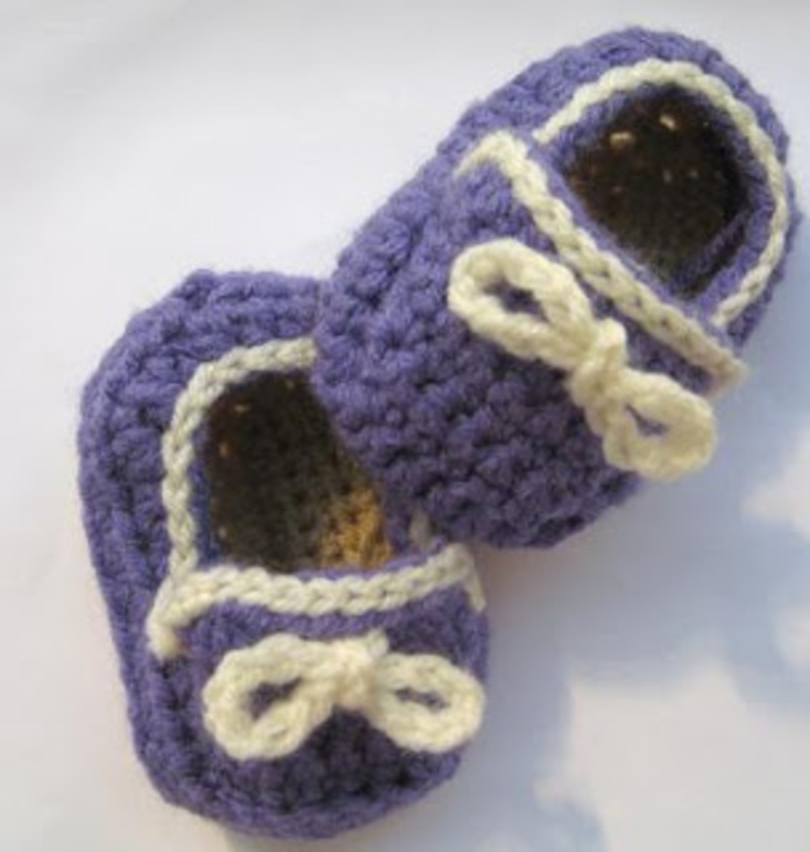 Crochet Boy's Slippers