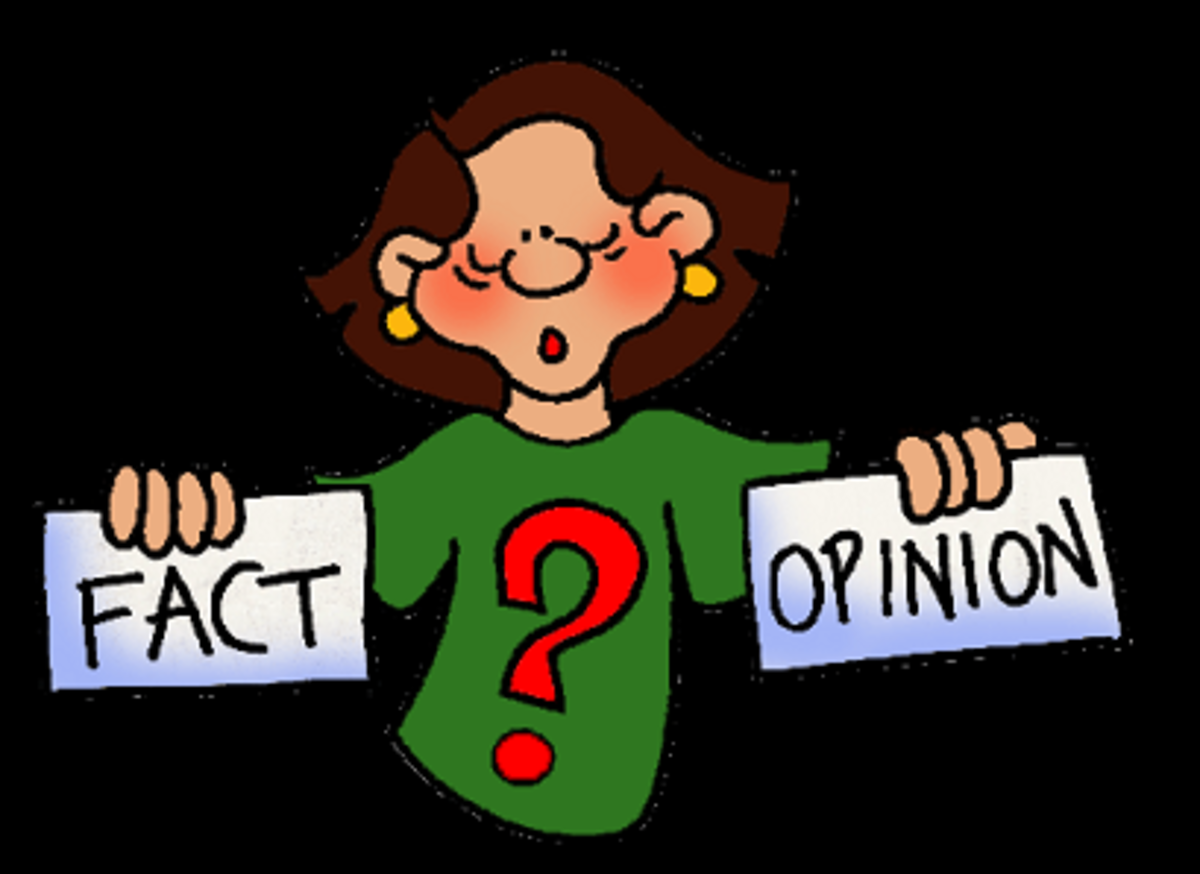 fact-and-opinion