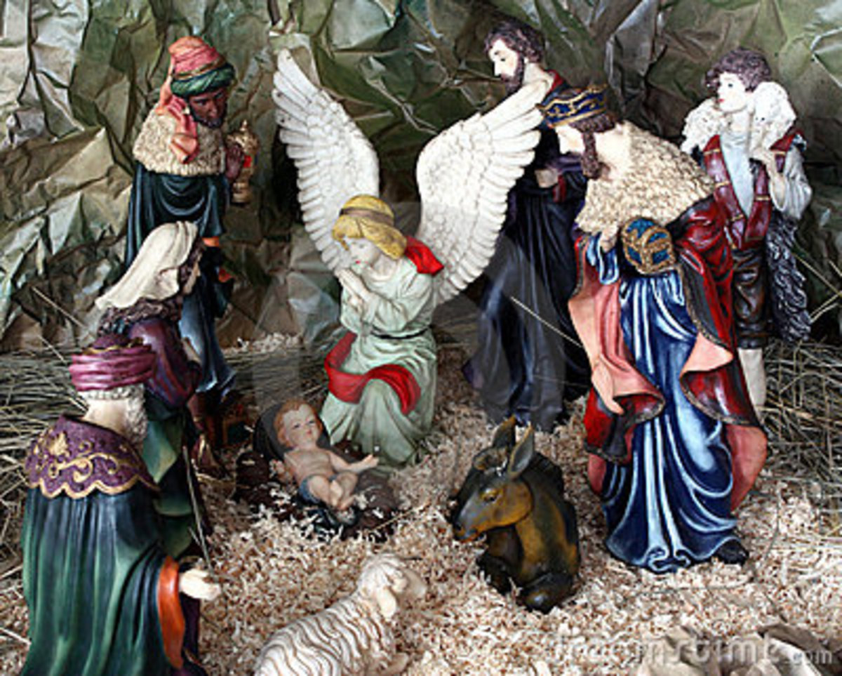 A Short History on The Nativity Scene Set and Christmas Story