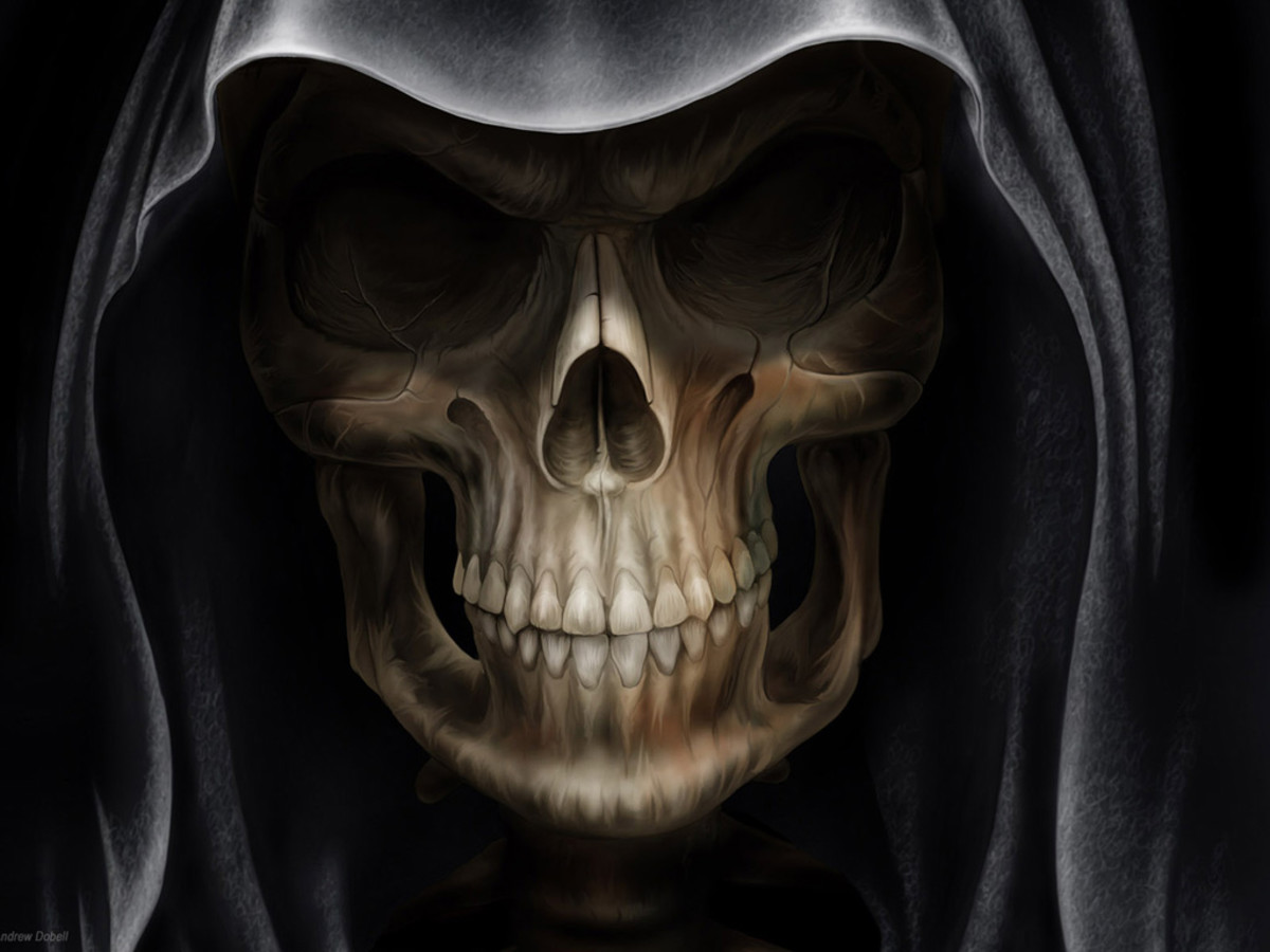 The Grim Reaper doth not equally strike.