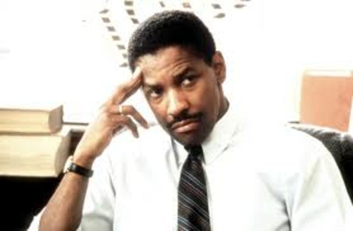 Denzel Washington as Joe Miller