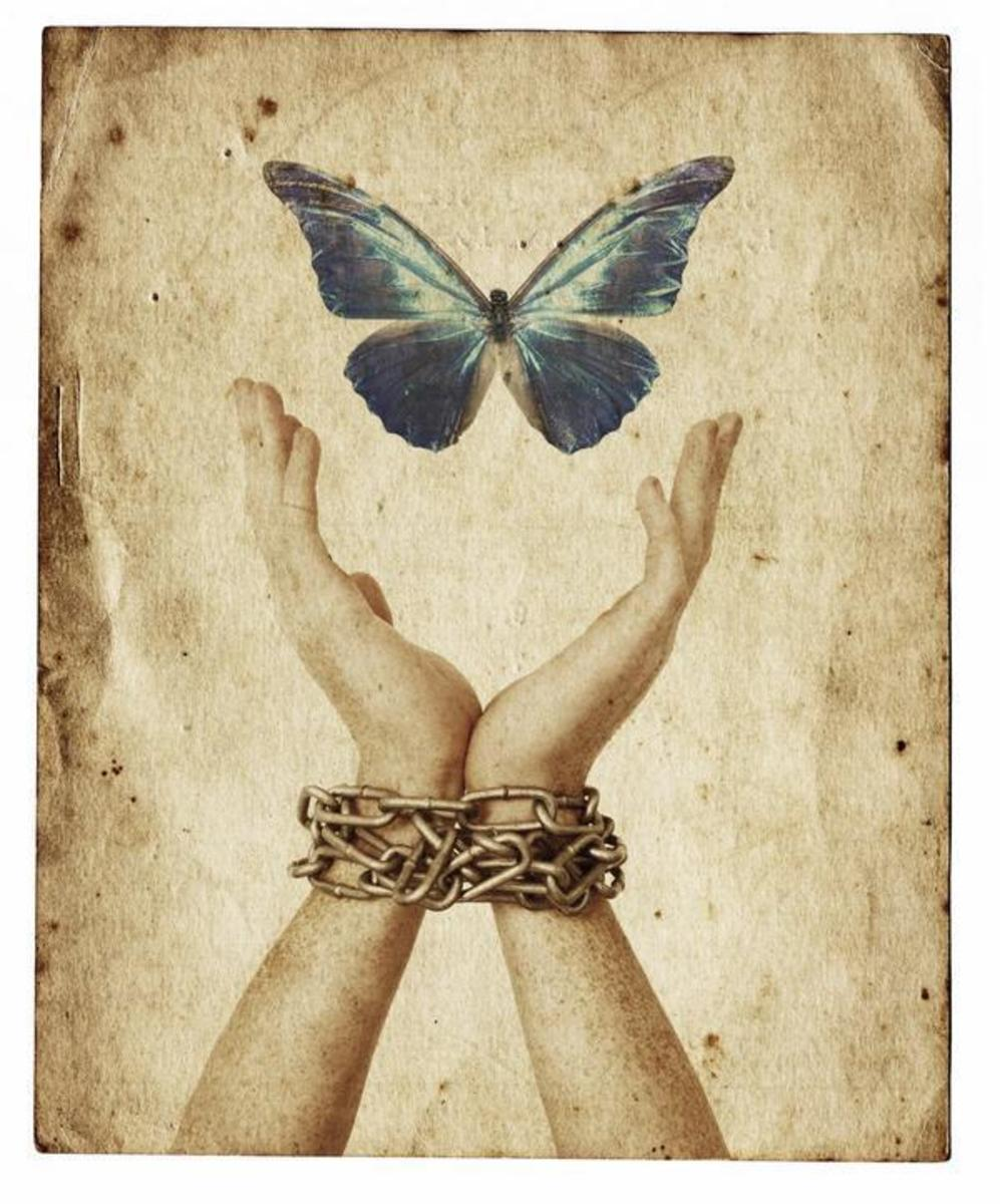 Self-Slavery to Personal Freedom:  Break Free