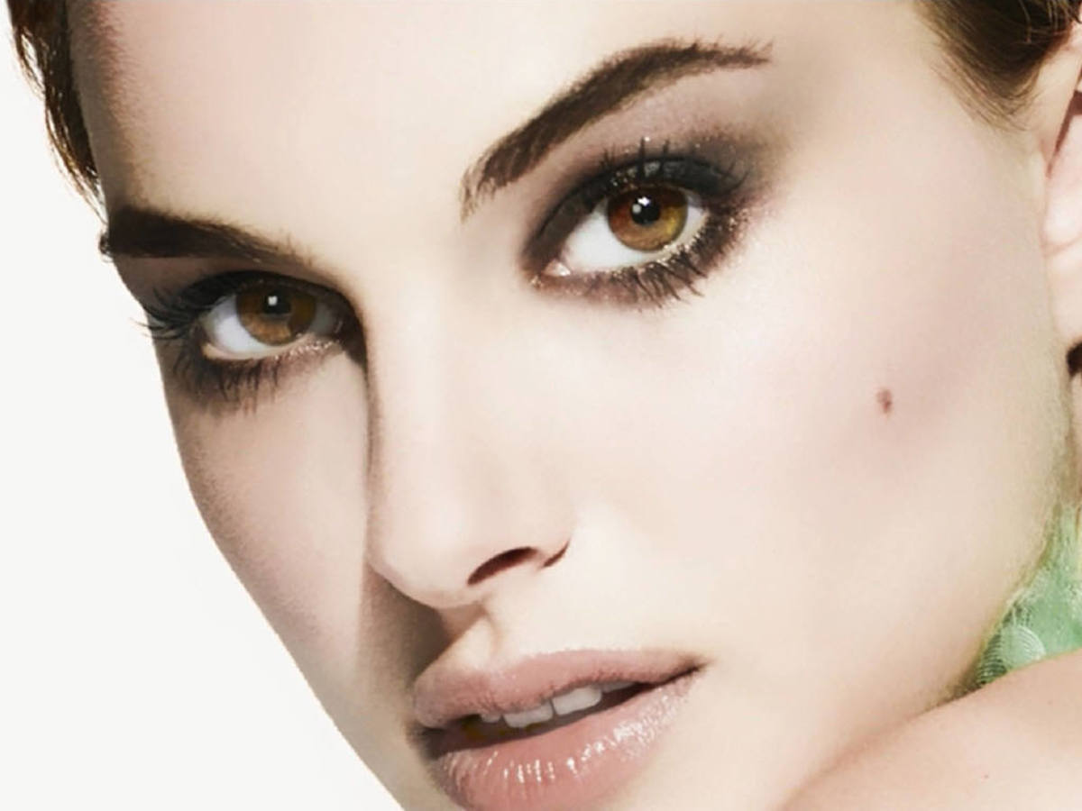 Natalie Portman's gorgeous light brown eyes are possible, even if you have dark-brown or black eyes.