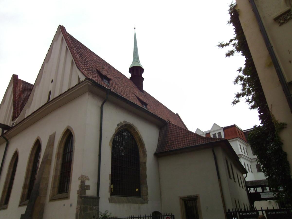 Exterior of Bethlehem Chapel