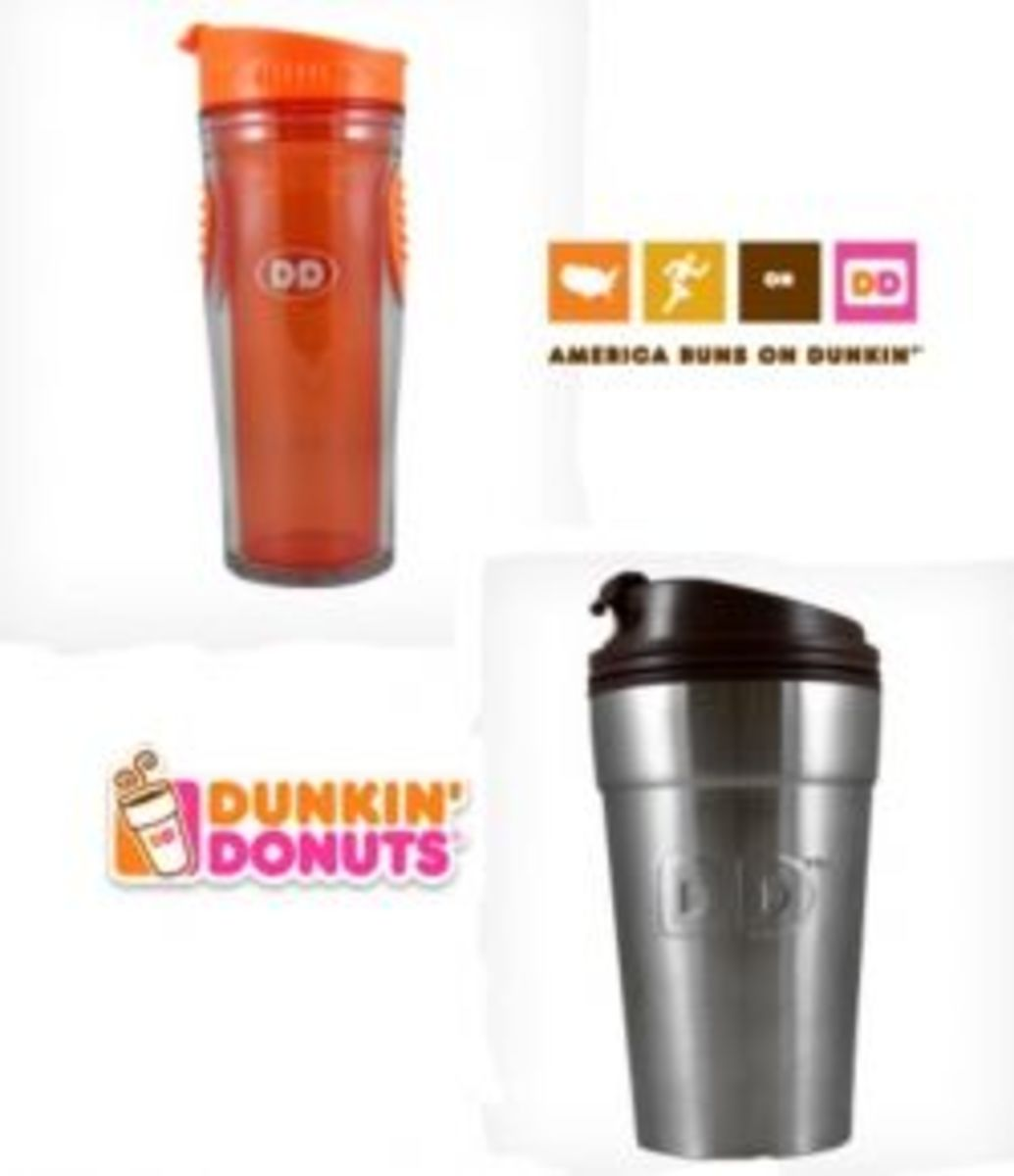 Dunkin Donuts Coffee Mugs