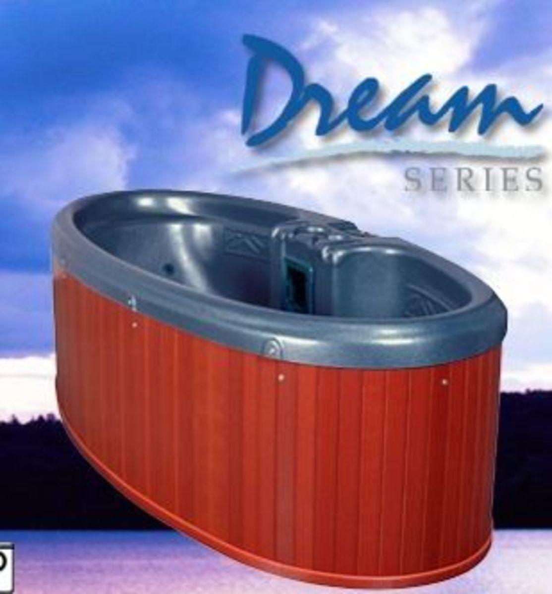 Dream Star 2 Person Hot Tub