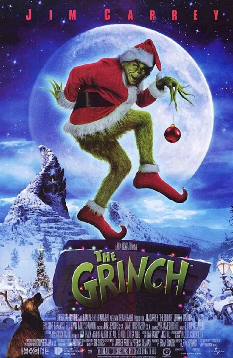 How The Grinch Stole Christmas 1966 Movie Poster.Carl The Critic How The Grinch Stole Christmas