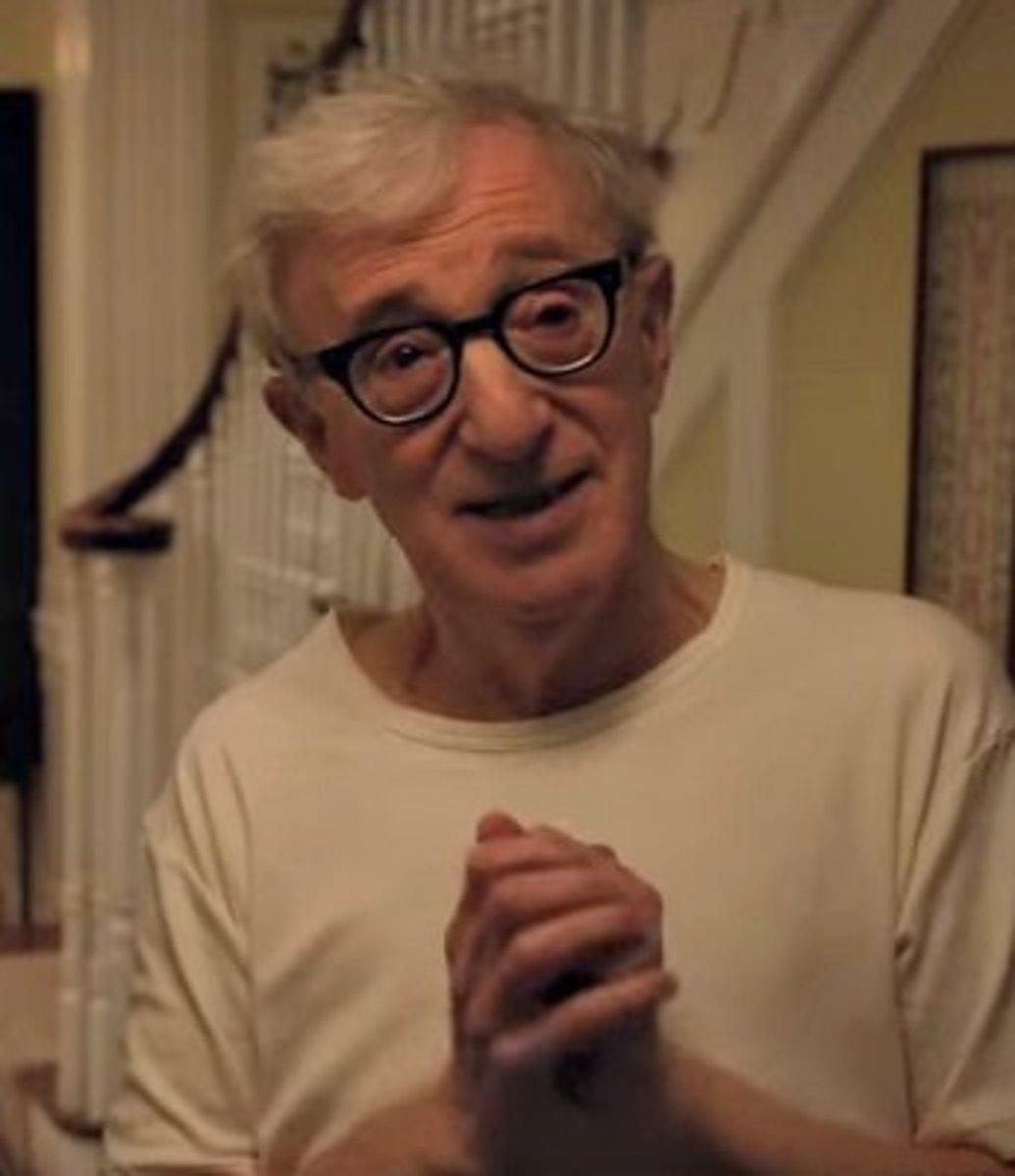 Sidney J. Munsinger (Woody Allen) Atheist