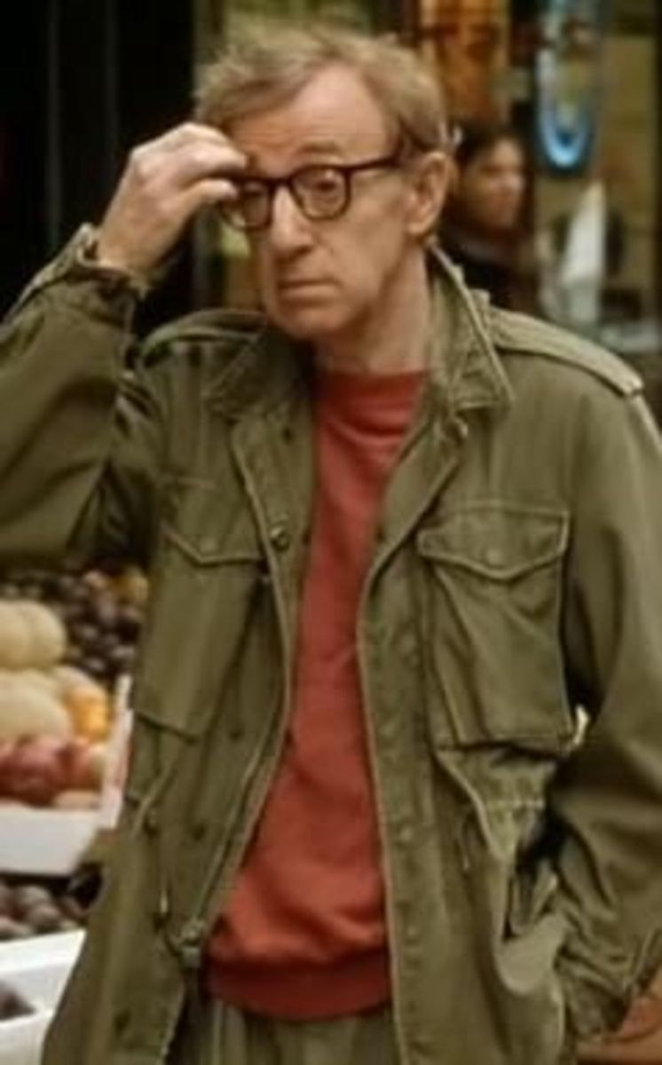 Harry Block (Woody Allen) Atheist