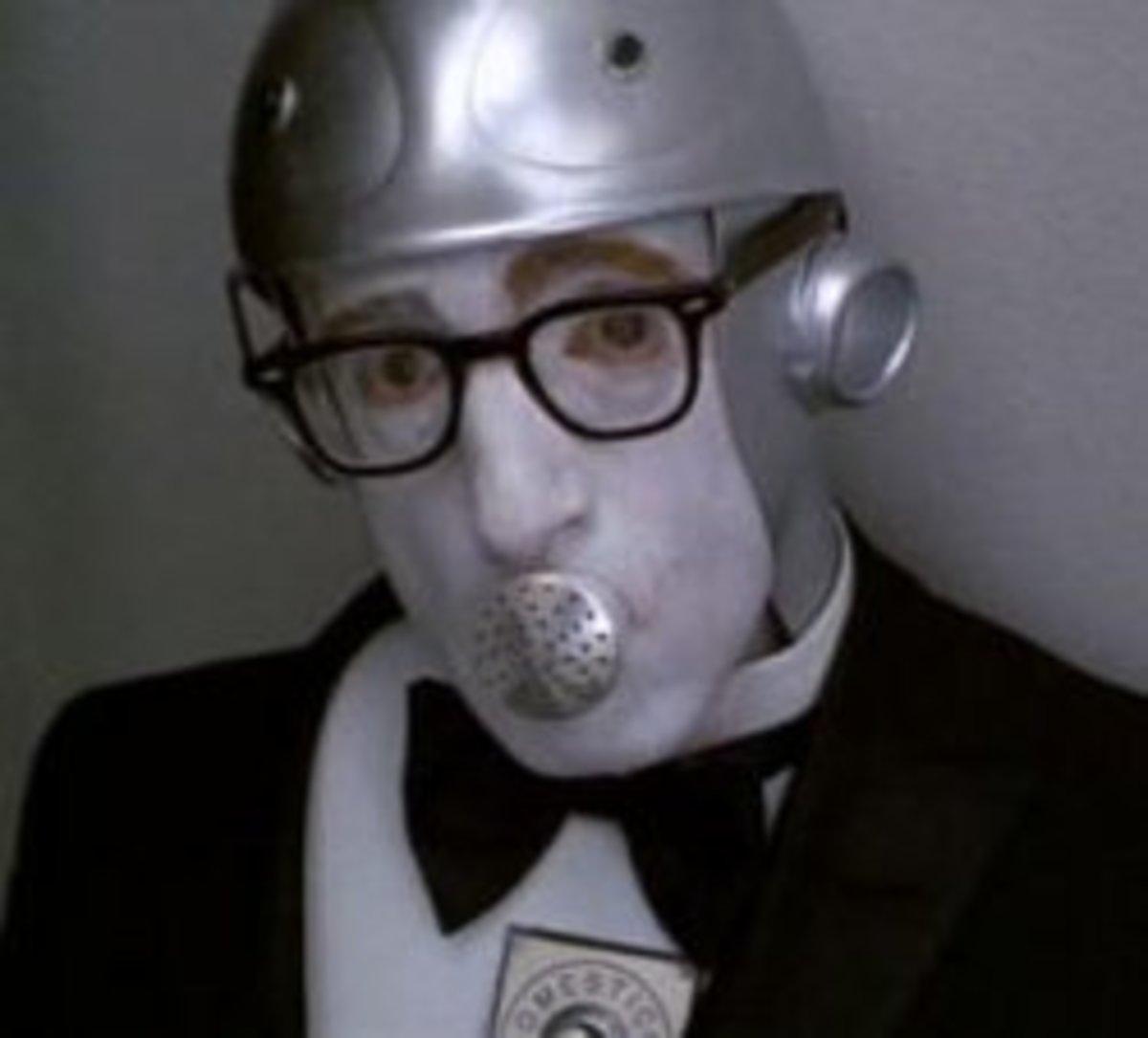 Miles Monroe (Woody Allen) Atheist
