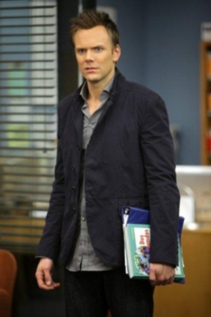 Jeff Winger (Joel McHale) Agnostic