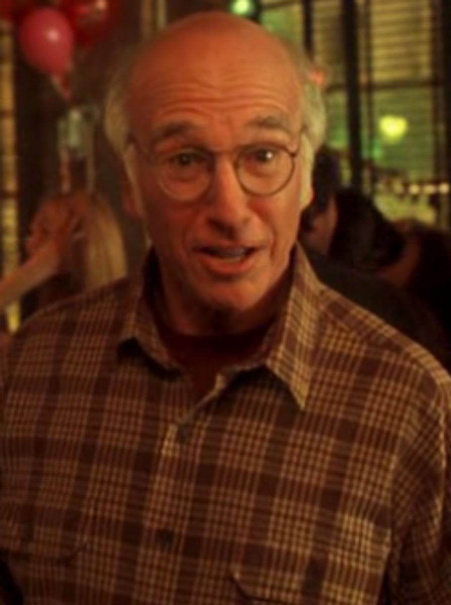 Boris Yelnikoff (Larry David) Atheist