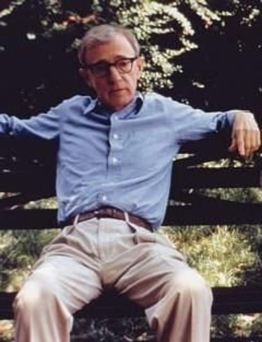 Jerry Falk (Woody Allen) Atheist