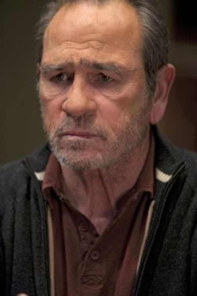 White (Tommy Lee Jones) Atheist