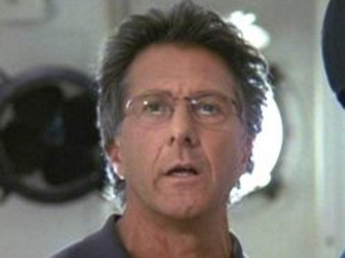 Norman Goodman (Dustin Hoffman) Atheist