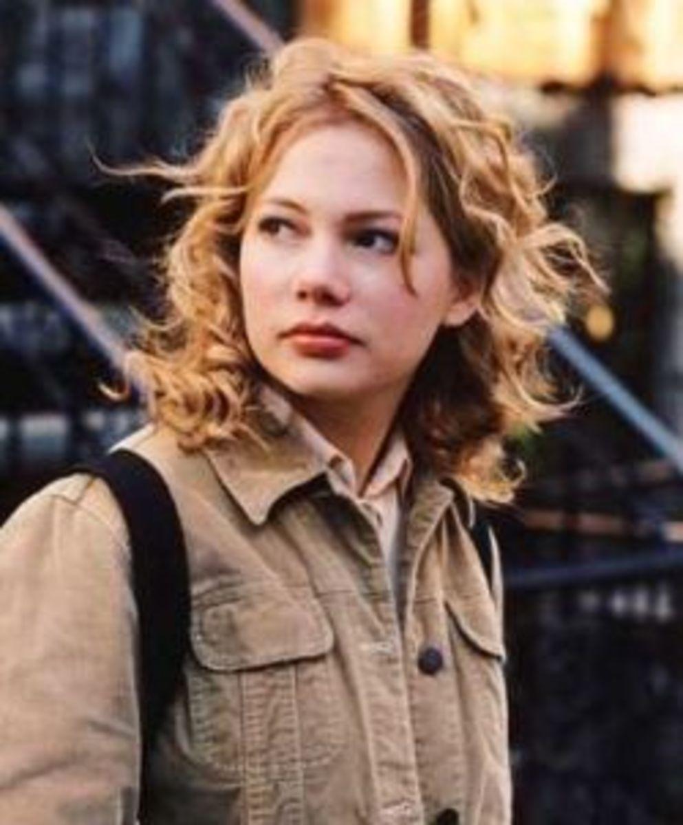 Jen Lindley (Michelle Williams) Atheist