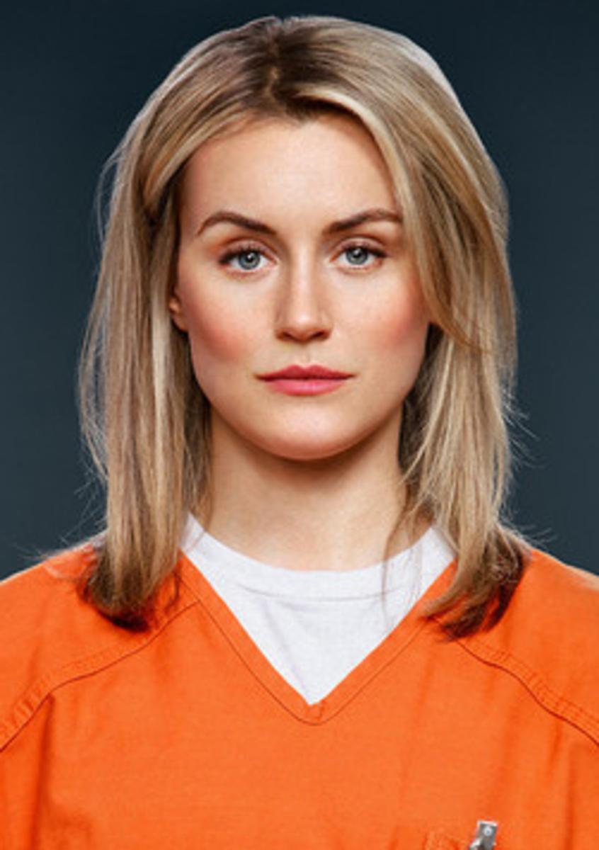 Piper Chapman (Taylor Schilling) Atheist