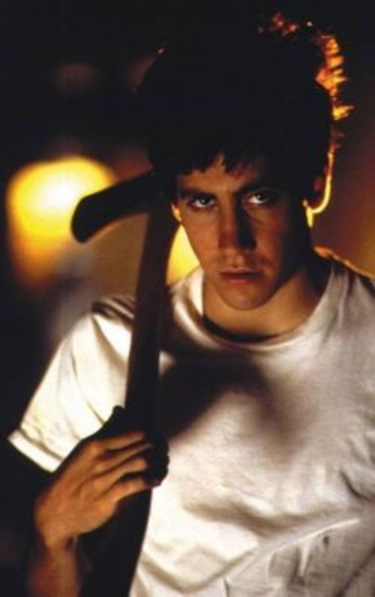 Donnie Darko (Jake Gyllenhaal) Agnostic