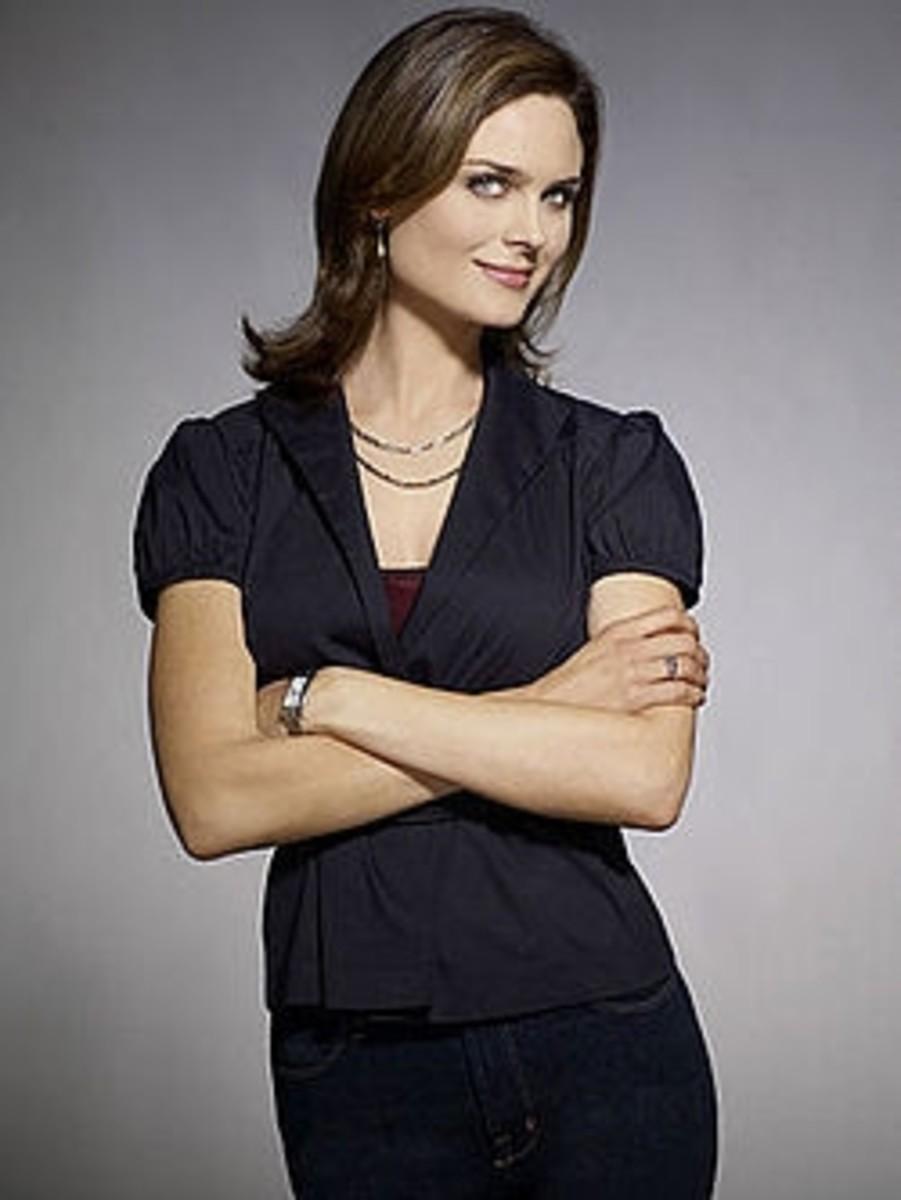 "Temperance ""Bones"" Brennan (Emily Deschanel) Atheist"
