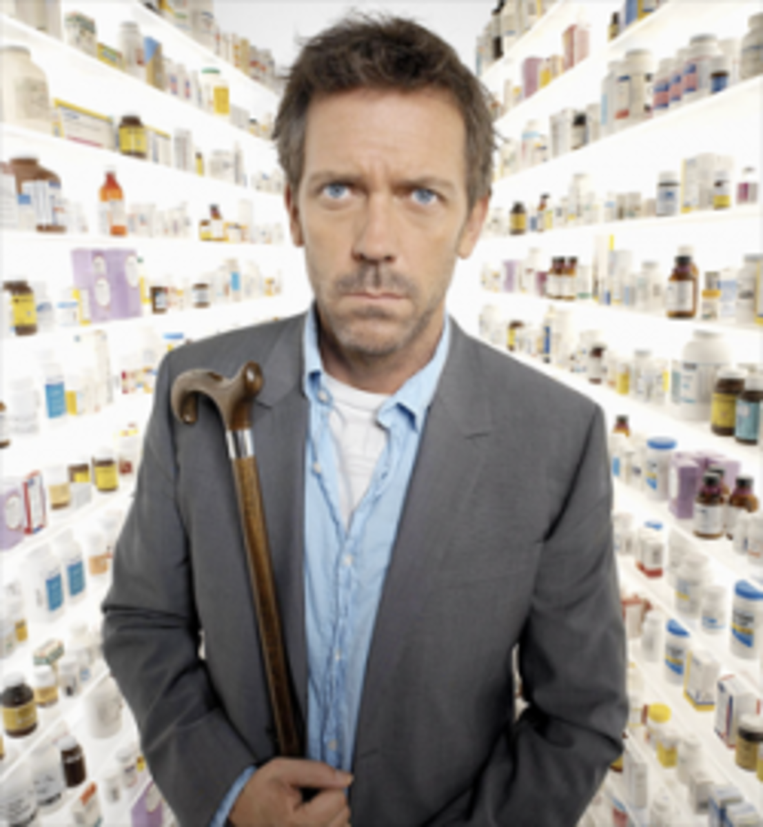 House (Hugh Laurie) Atheist