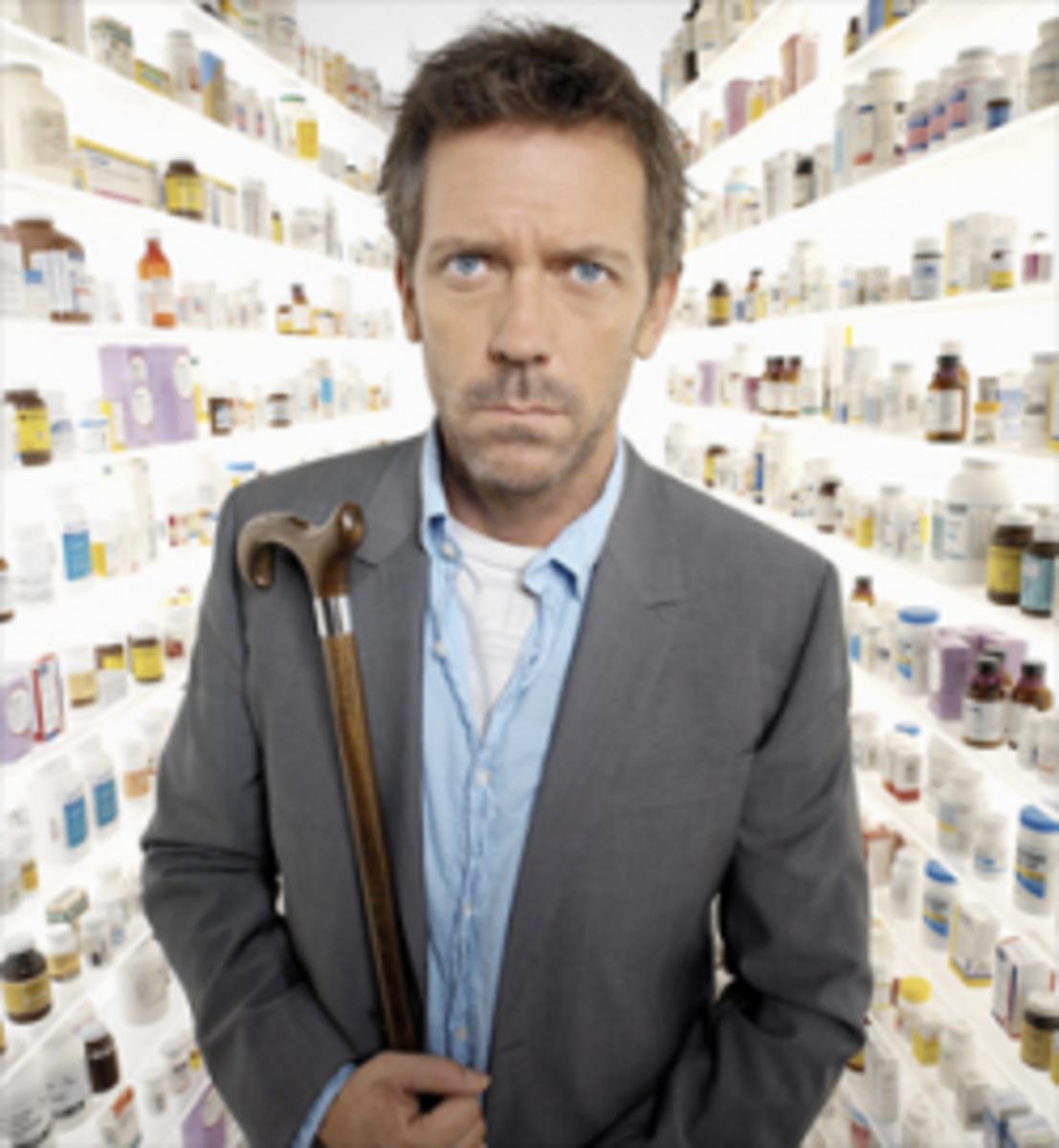 House (Hugh Laurie) Atheist