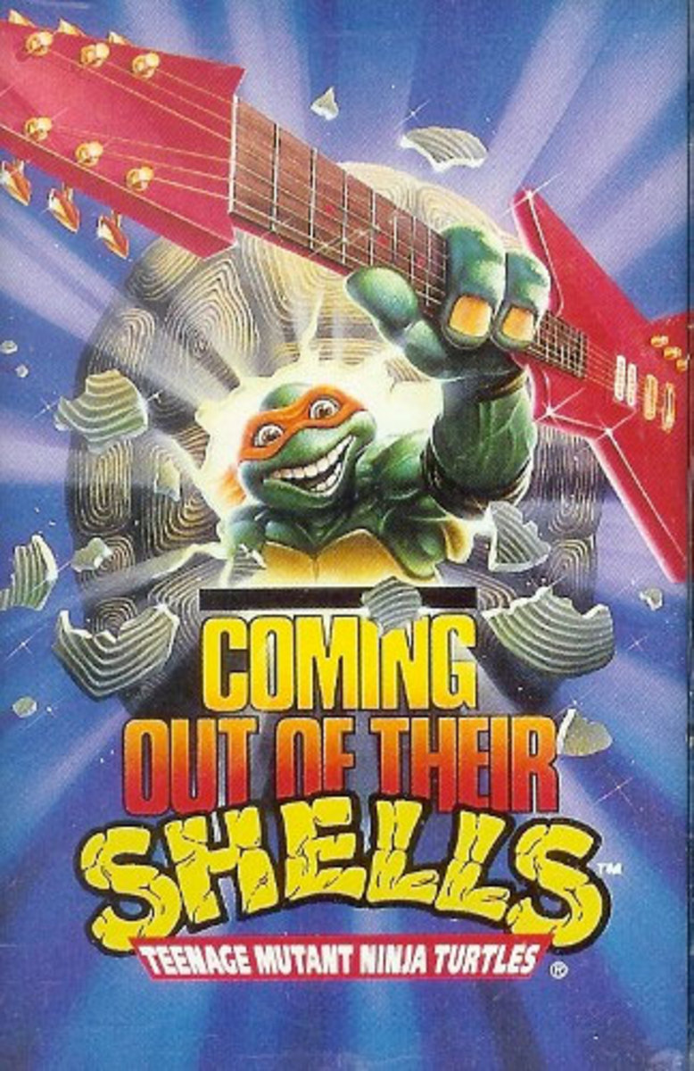 The Making of the Teenage Mutant Ninja Turtles:  Coming Out of their Shells Tour