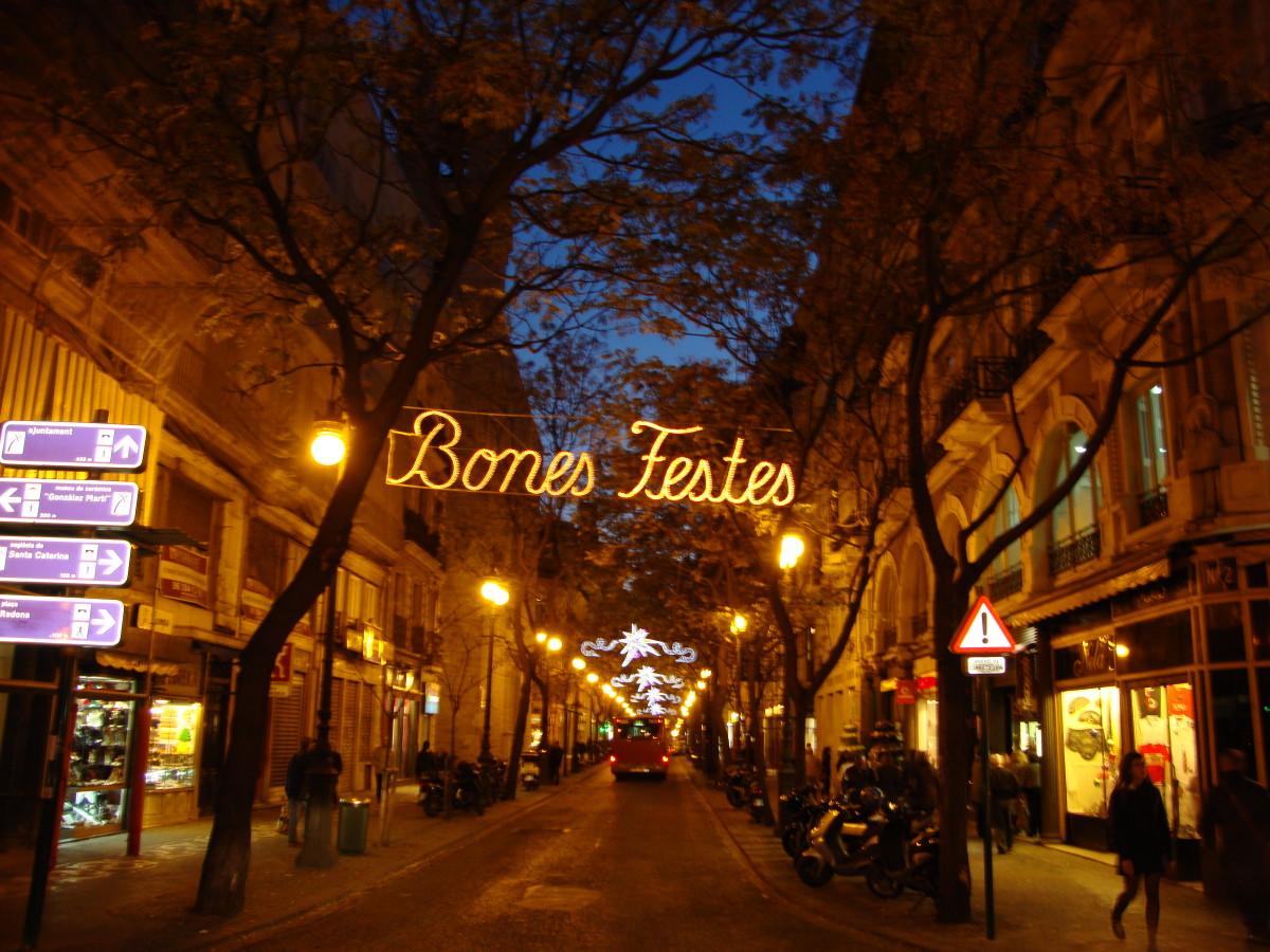 Calle San Vicente de Martir