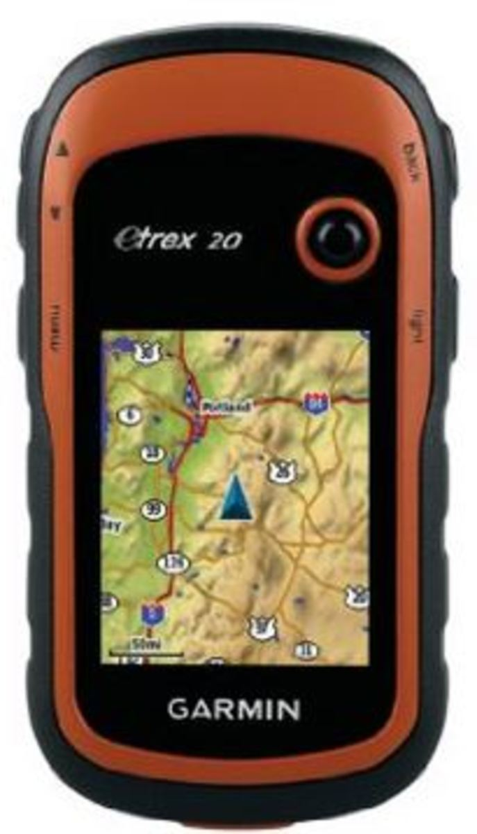 The eTrex 20
