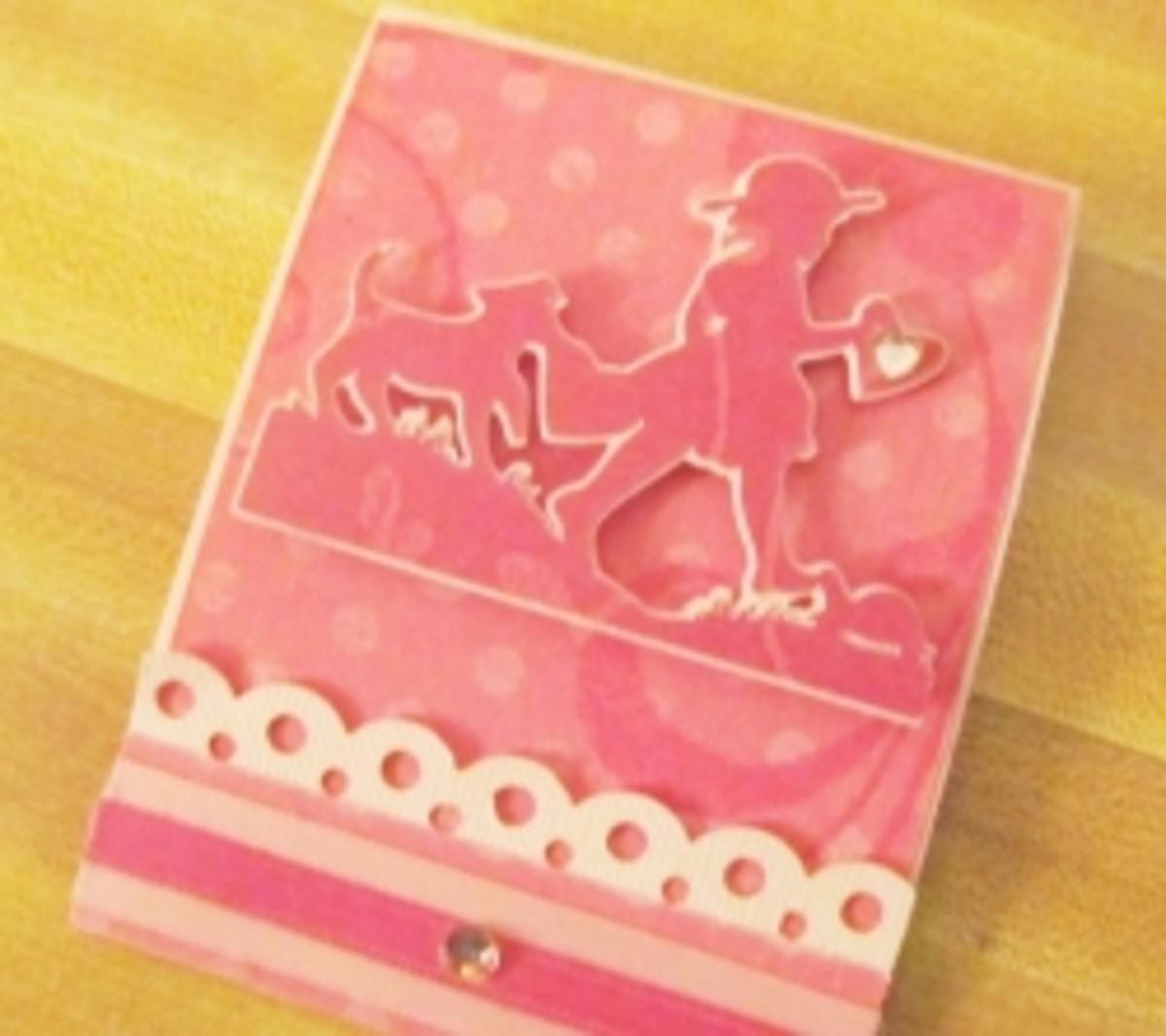 A Child's Year Cricut Cartridge