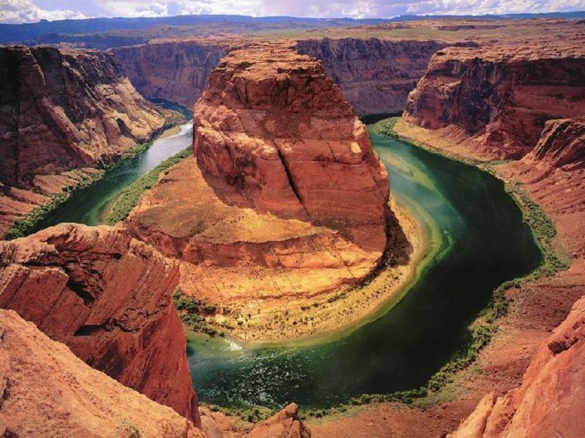 Famous Places To See In Arizona (AZ)