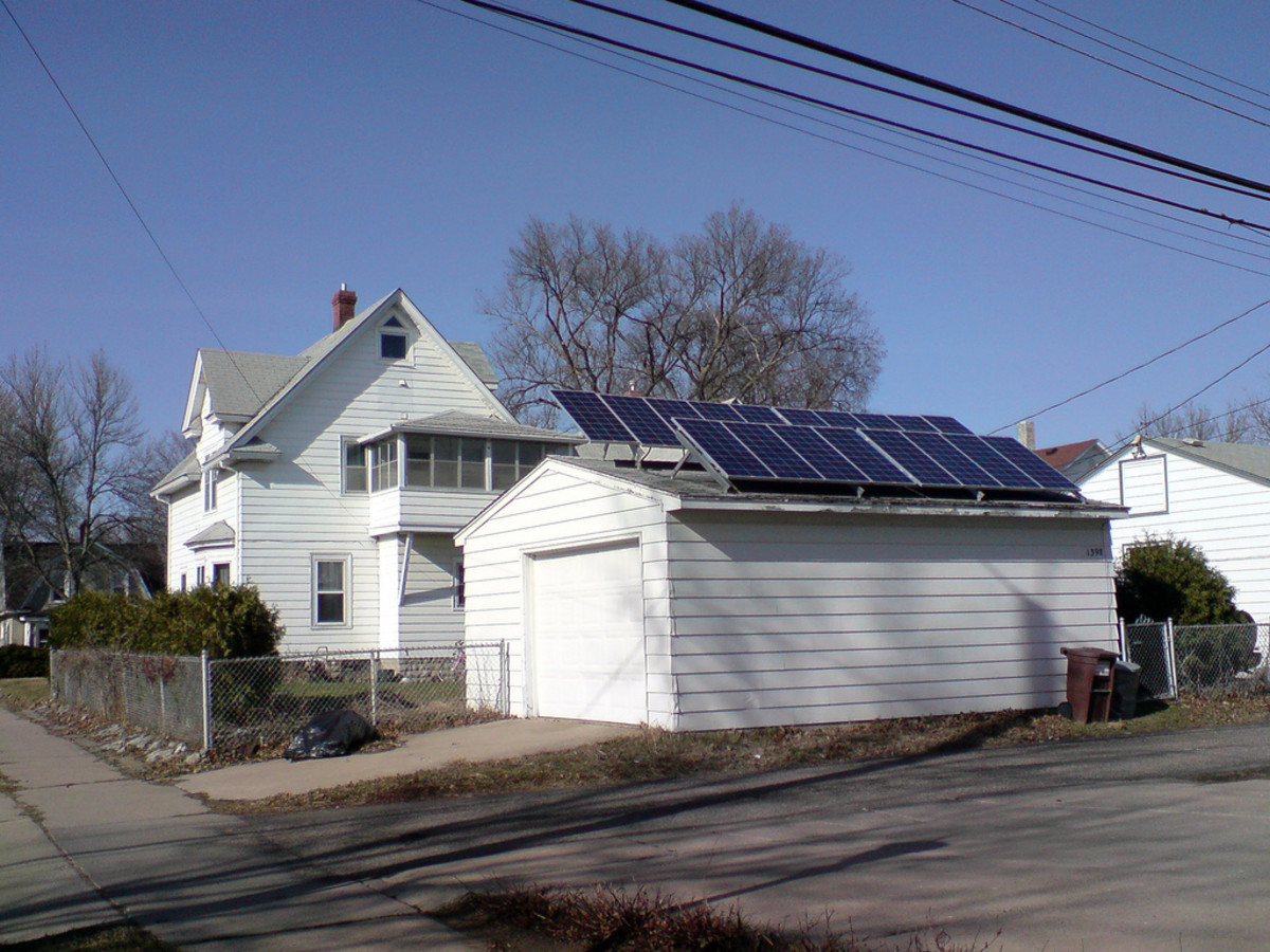 Home solar panels increase property value