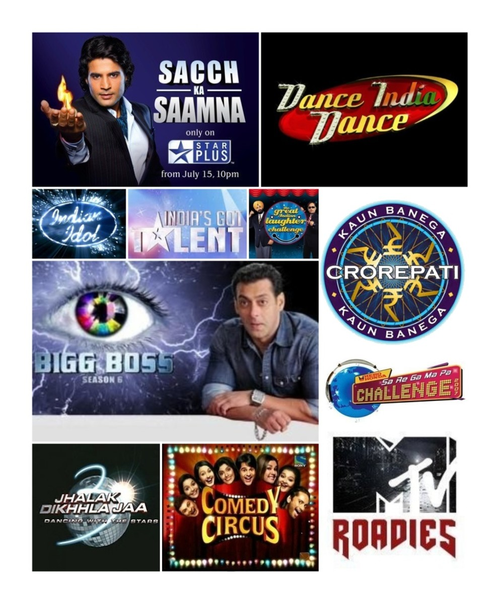 Top 10 Best Reality Shows of India