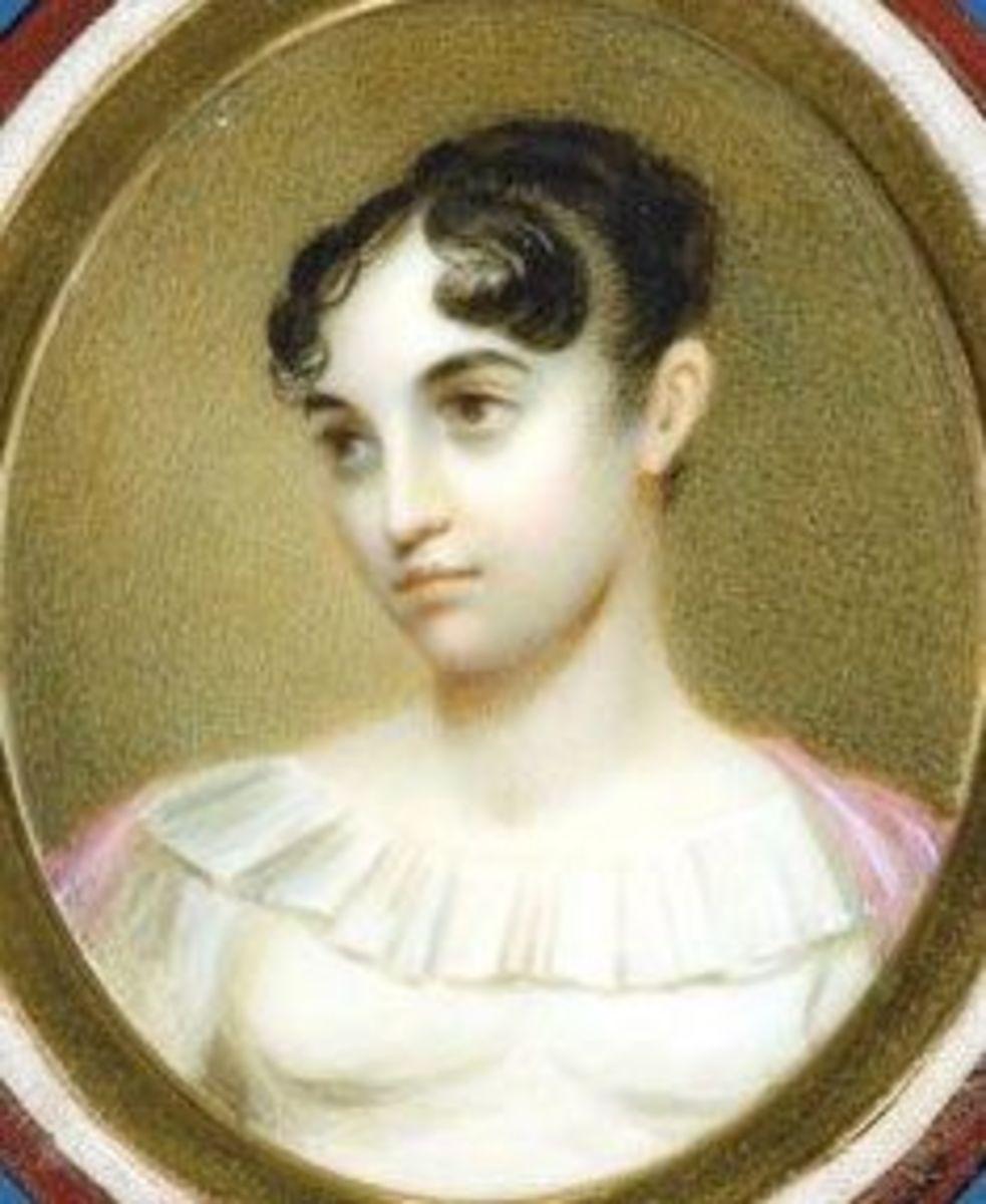 Theodosia Burr Alston
