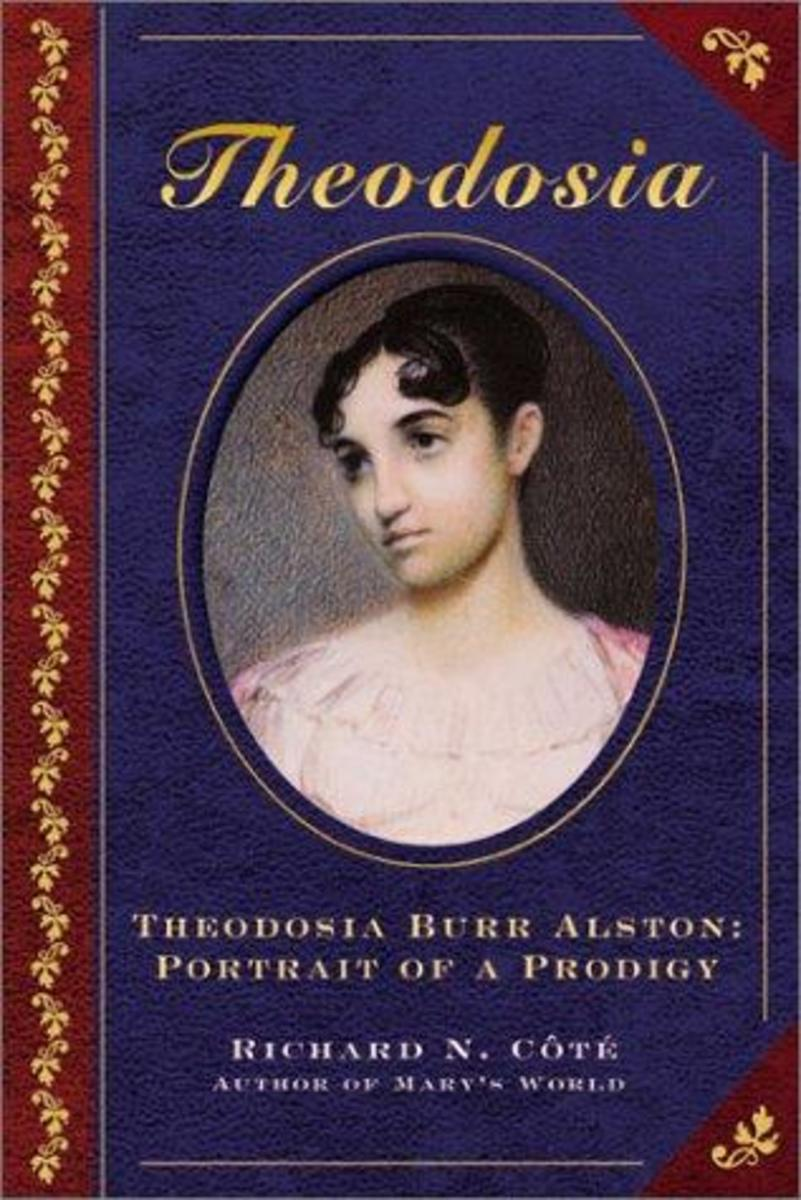 The Disappearance of Theodosia Burr Alston