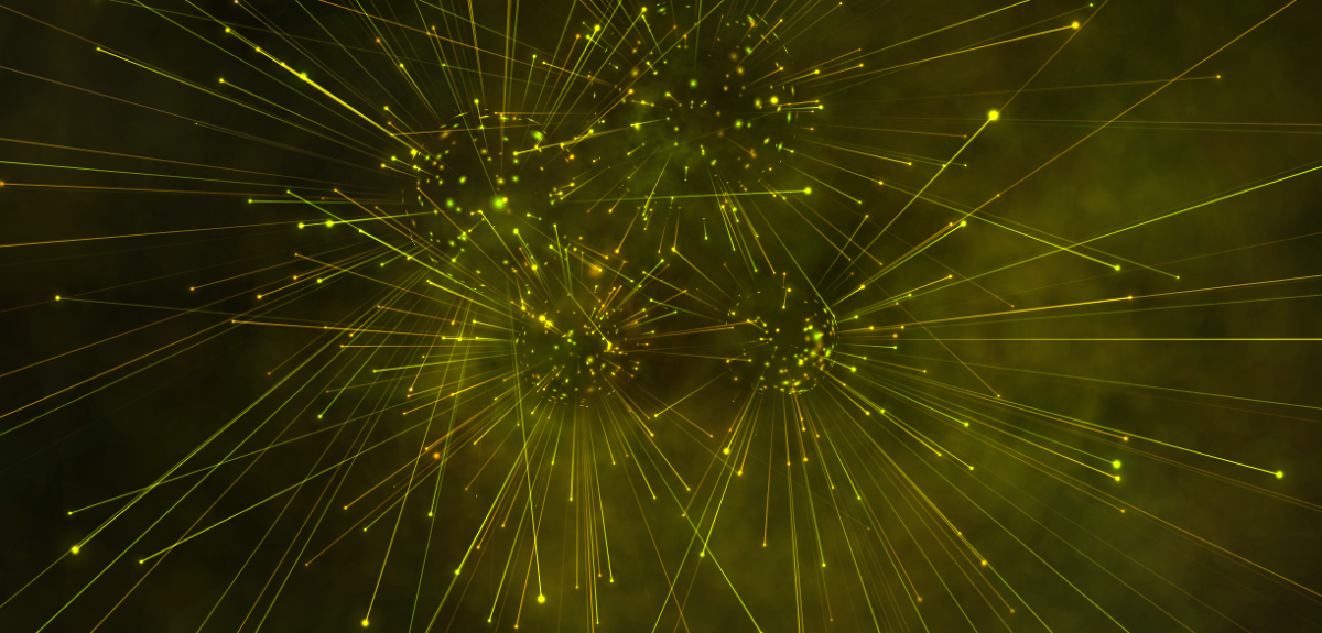 iTunes visualizer screencapture