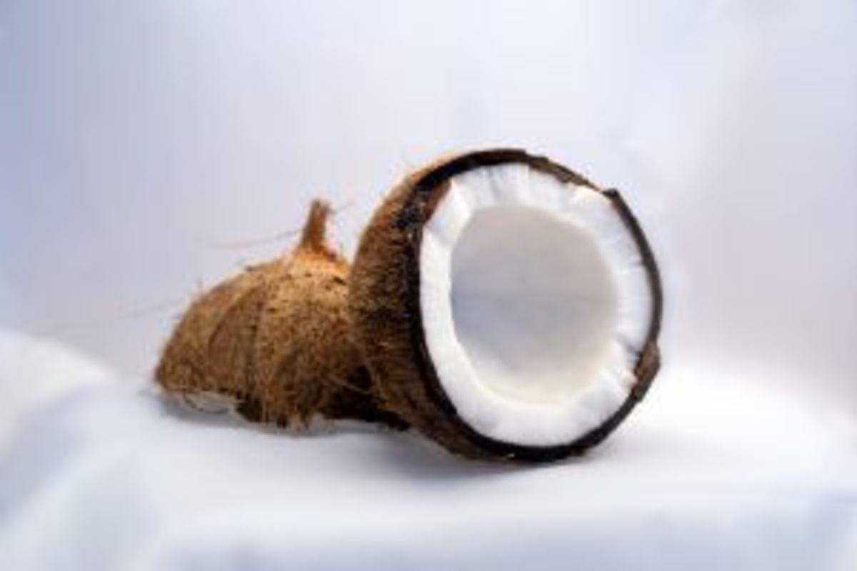 Urinary Tract Infection - Cure UTI with Coconut Oil