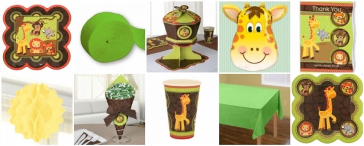 safari-theme-baby-shower