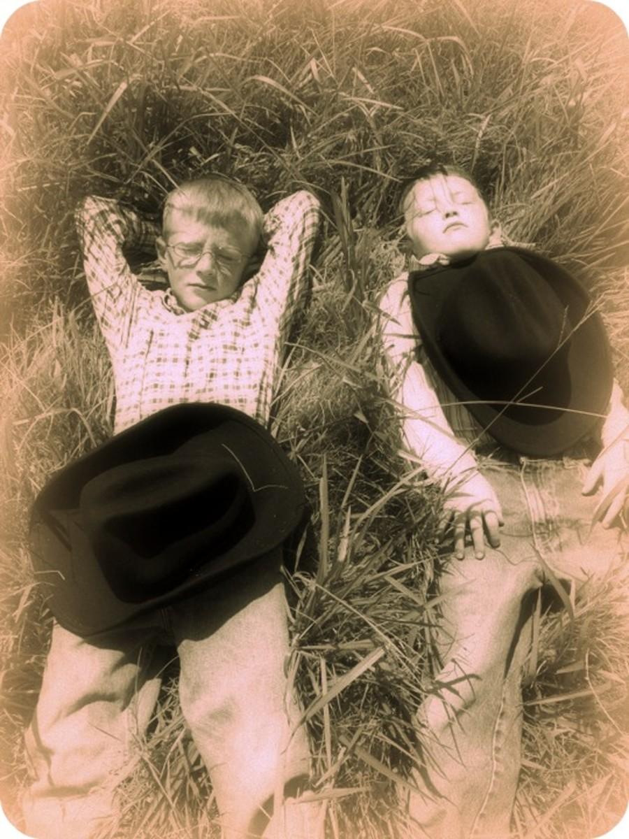 My cowboys dreaming:)