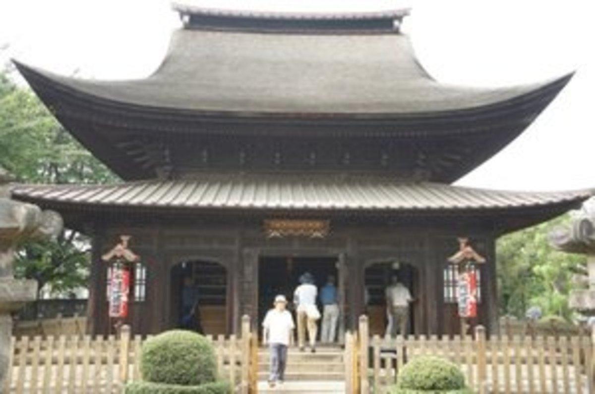 Shofukuji Zen Buddhist Temple, 1407