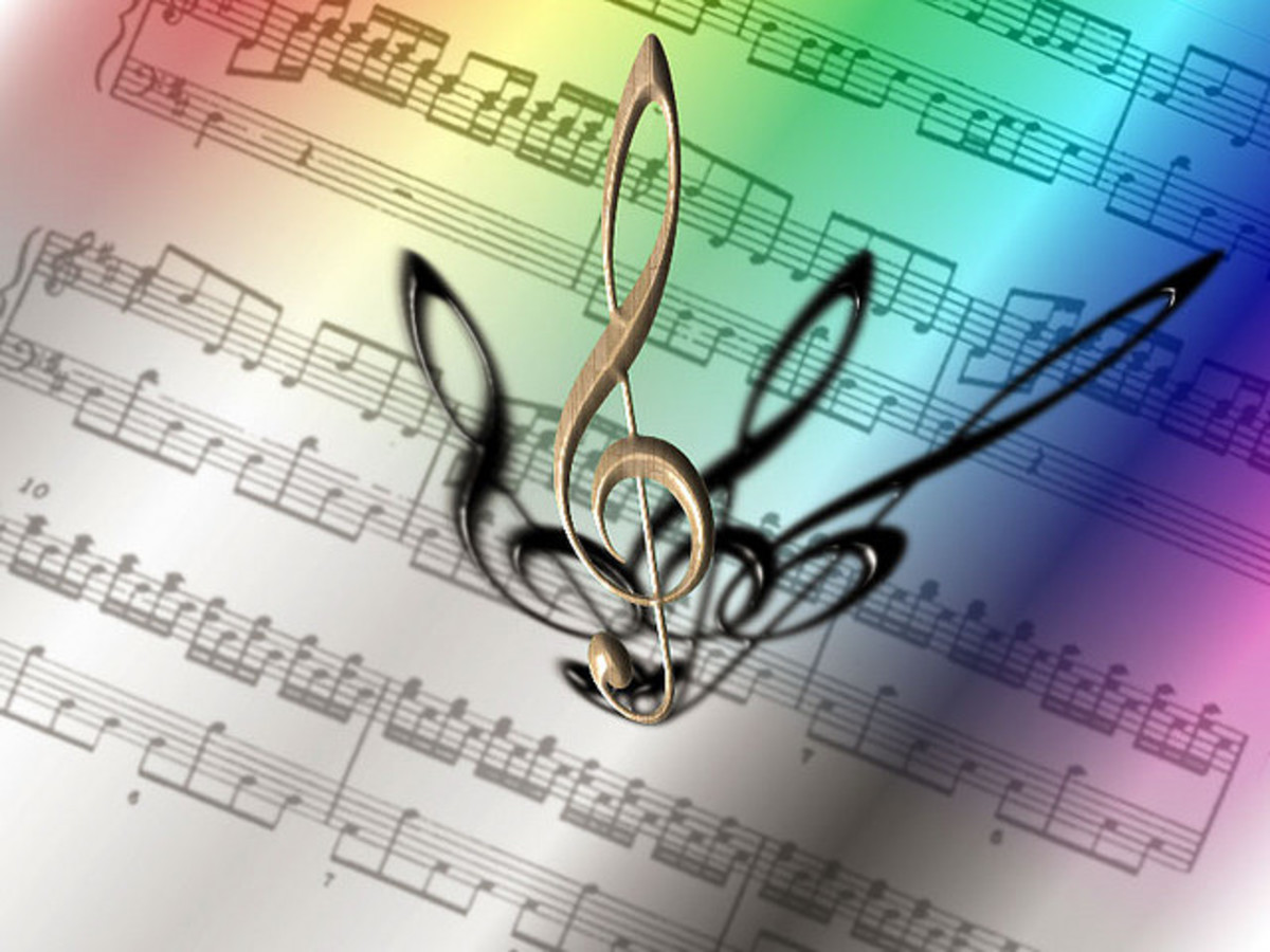 Music is an important part of personalizing a service or mass.