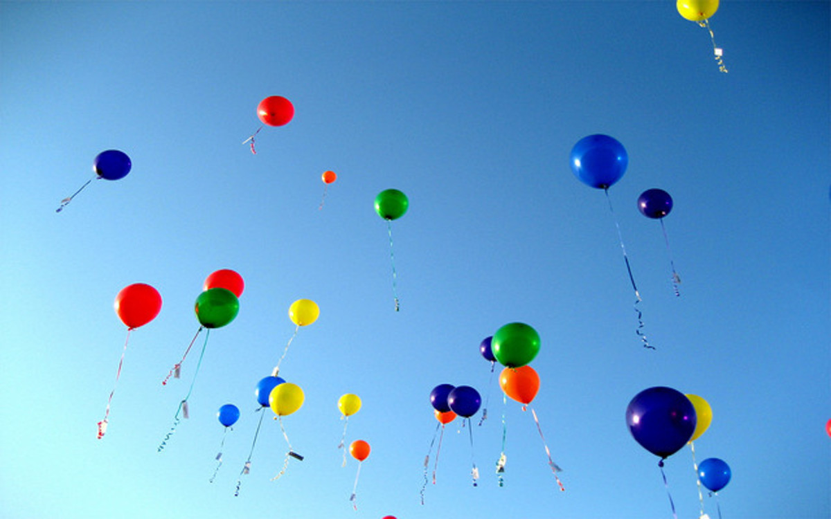 Release balloons, doves, or butterflies as it symbolizes the soul rising to the heavens.