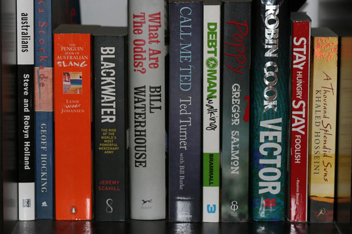 Share favorite books.