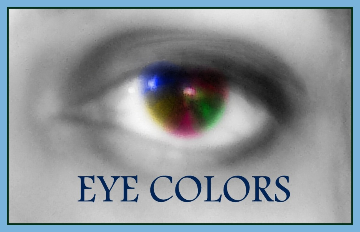 Eye Color And Your Personality Traits
