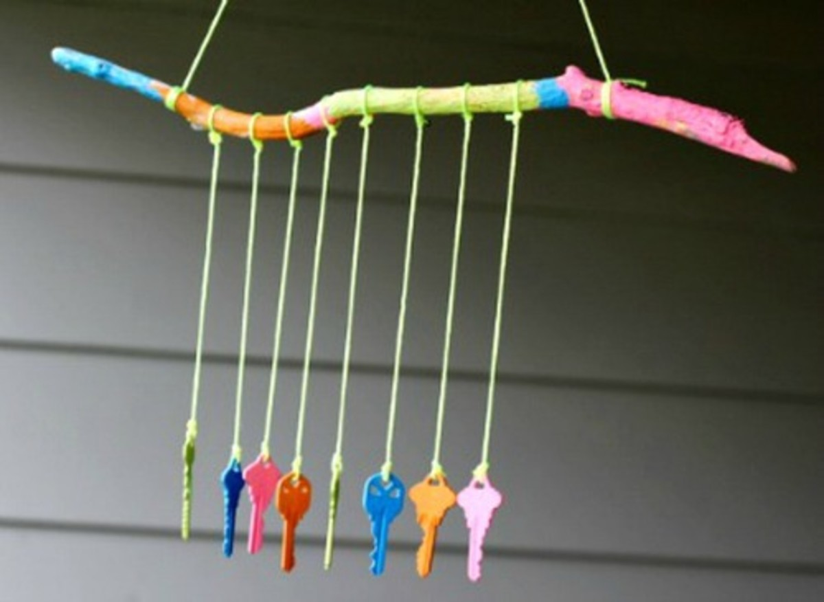 36 Fun and Fabulous Family Craft Ideas