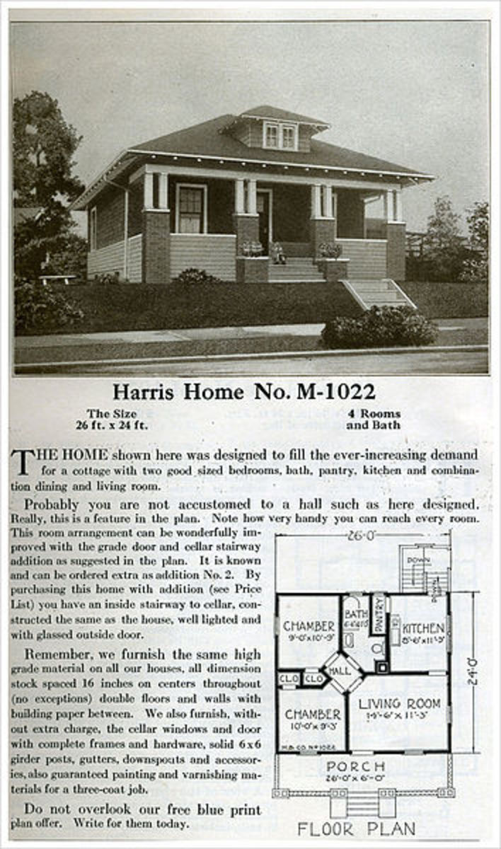 More catalog homes available, wonder if they had real estate agents back then and how this affected them?