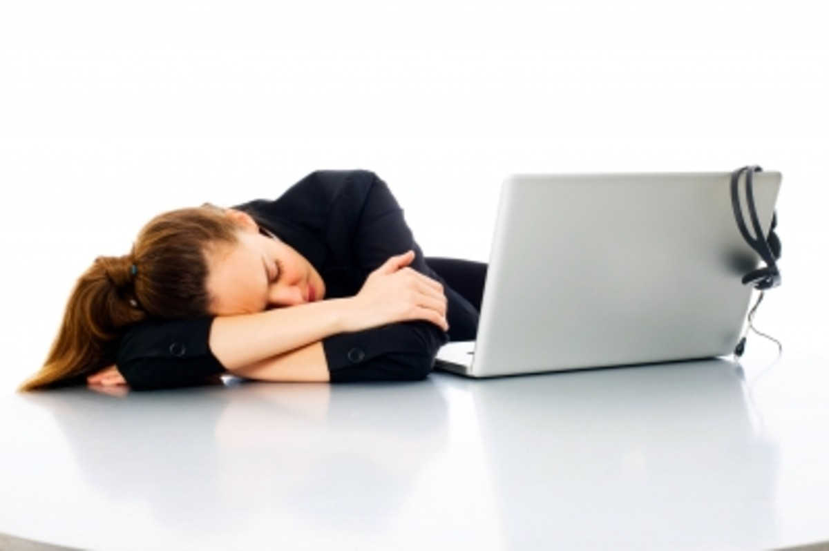 Why Am I Always Tired?: Excessive Tiredness Symptoms and Causes